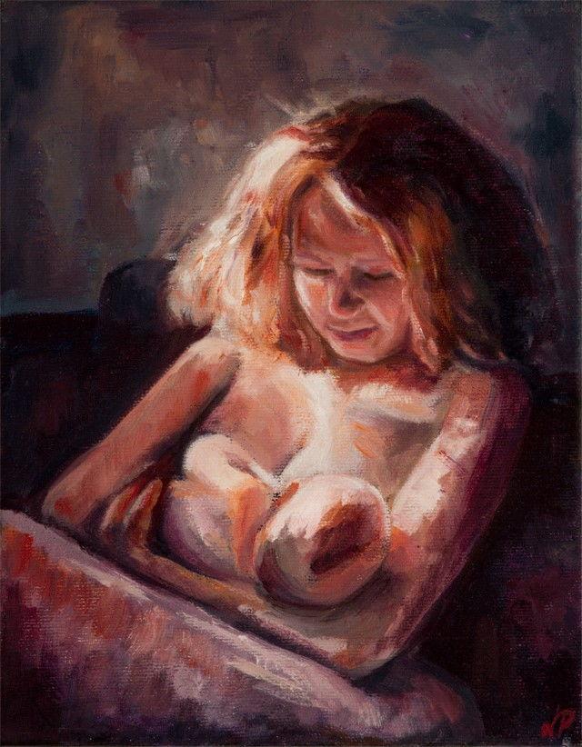 Волшебные образы. Lydia Pepin