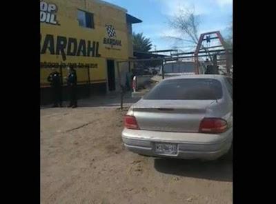Hombre pierde la vida en su primer día de trabajo en Obregón