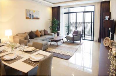 Chiều cao căn hộ chung cư là bao nhiêu