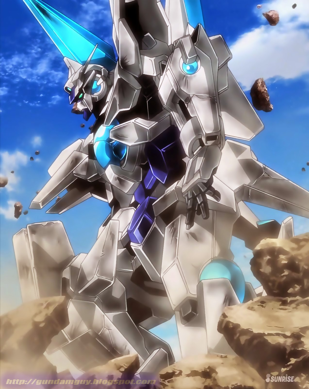 build fighters try episode - photo #49