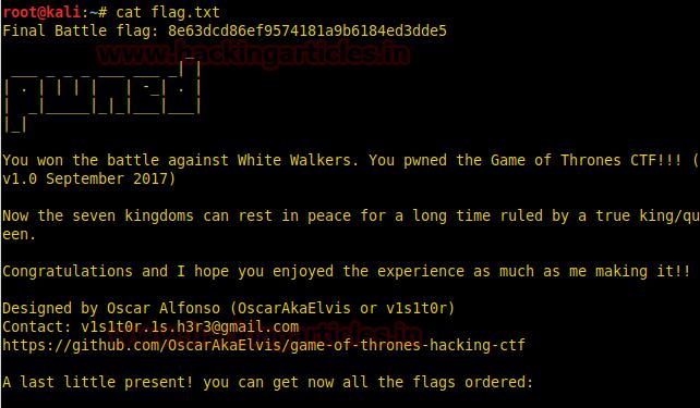 Hacking Articles Raj Chandel's Blog