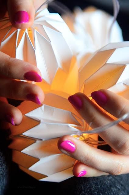 paznokcie | lakier | Semilac | hybrydy | manicure hybrydowy | mardi gras