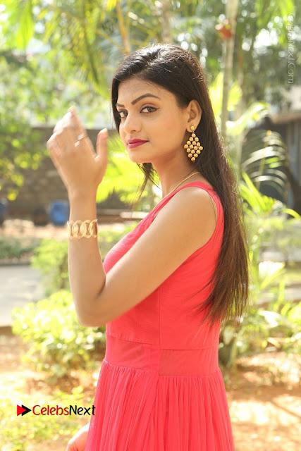 Telugu Actress Anusha Stills at Dhyavudaa Movie Teaser Launch  0012.JPG