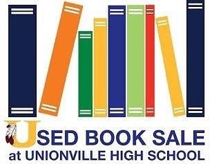 UHS Used Book Sale Picture