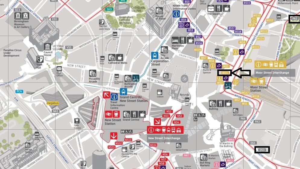 Great British Bus Routes.com: X1: Birmingham - Coventry