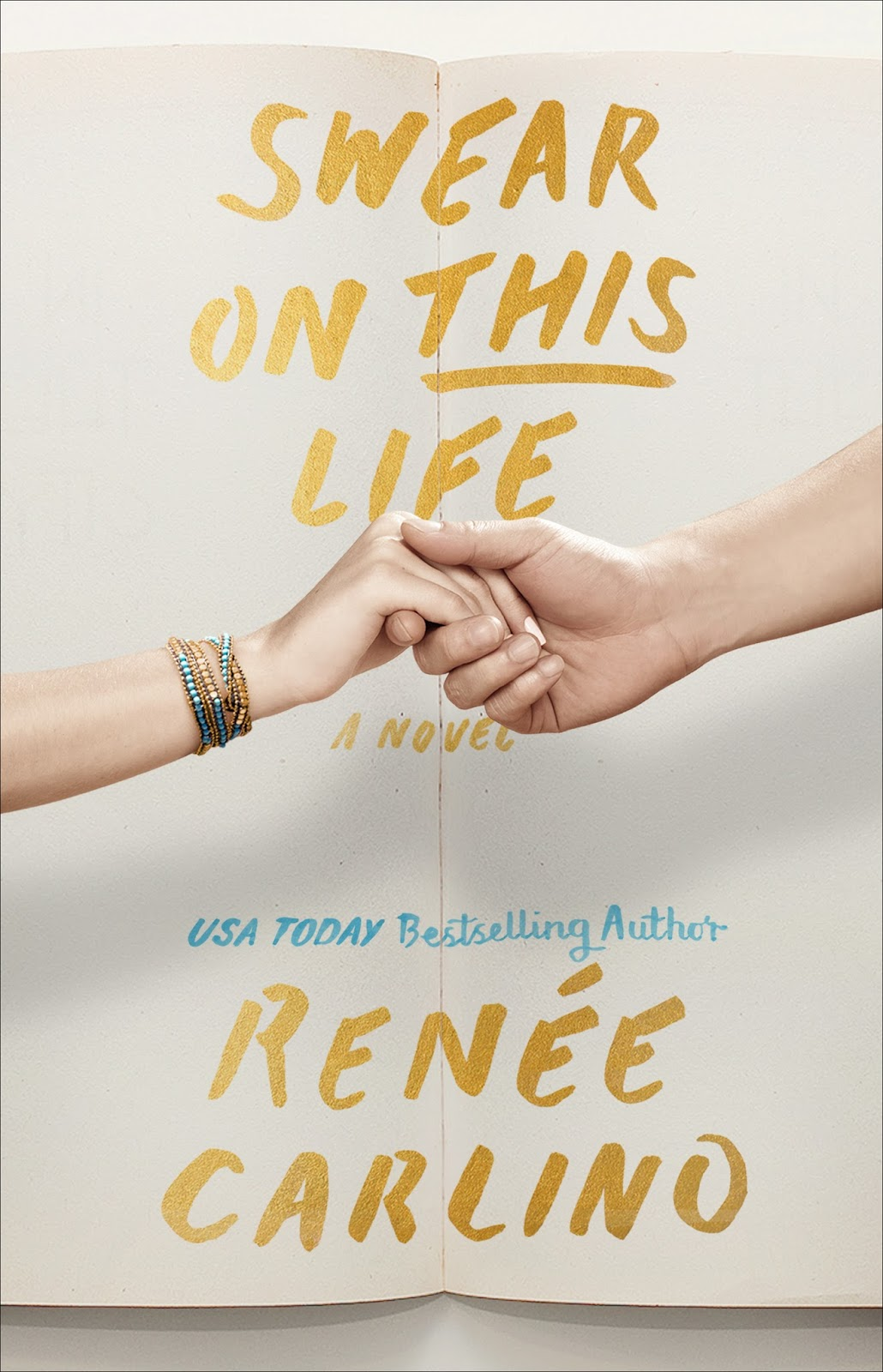 Swear On This Life Renee Carlino book cover