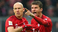 Bayern Munich vs Darmstadt 3-1 Video Gol & Highlights