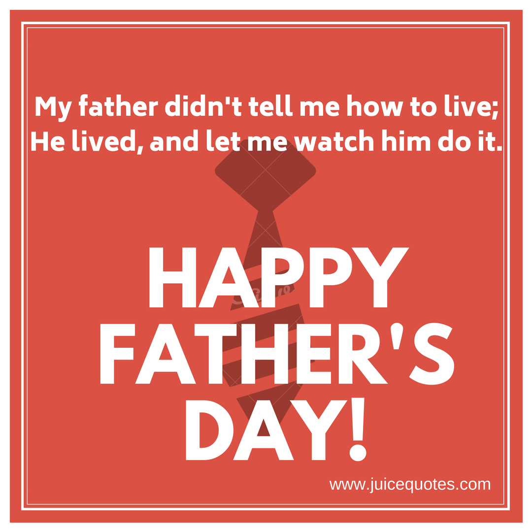 Happy Fathers Day 2018 Best Smswhatsapp And Facebook Juicy Quote