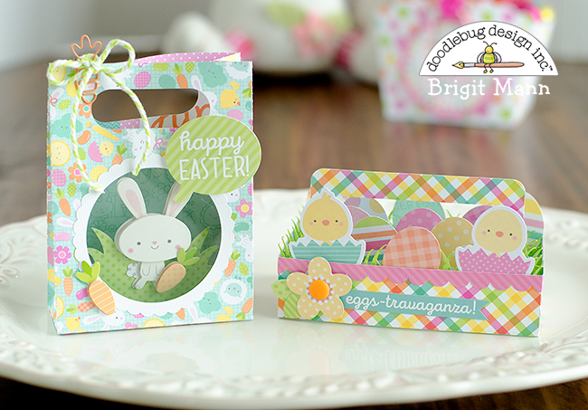 Doodlebug design inc blog easter express collection shadowbox easter express collection shadowbox gift card bag box by brigit mann negle Gallery