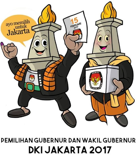 Pemilihan Gubernur dan Wakil Gubernur DKI Jakarta 2017