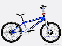Sepeda BMX United Epica X7 Rangka Aloi Free Style 20 Inci