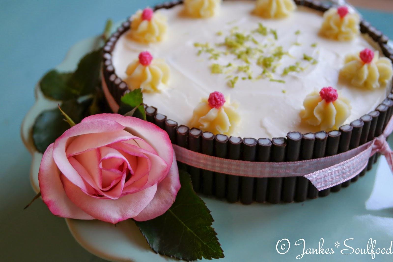 Cheesecake mit Prosecco