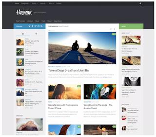 Hueman Wordpress Theme