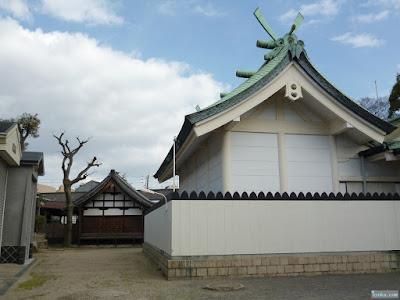 野里住吉神社本殿