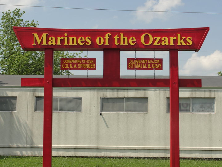 Marine Corps Detachment Fort Leonard Wood And One Special Mos