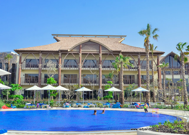 Lapita Hotel in Dubai Parks and Resorts