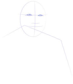 Langkah 2, Super Simpel Menggambar Dimitri Payet