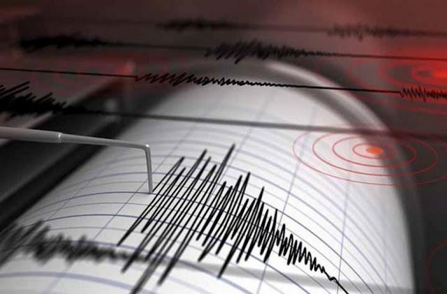 Σεισμός στην Πελοπόννησο  3,5 Ρίχτερ