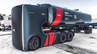 شاحنة أودي المستقبلية