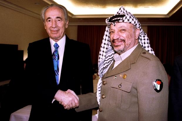Shimon Peres: Pacificador ou criminoso de guerra