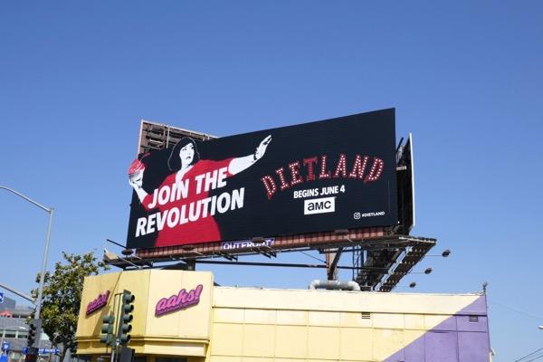 Dietland billboard