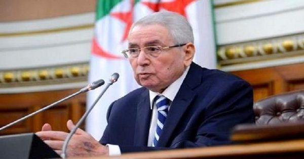 رسميا..عبد القادر بنصالح مهام رئيسا للجزائر لمدة 90 يوما