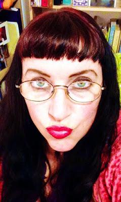 Bridget Eileen plus size pin up style blogger at Vintage Bridge