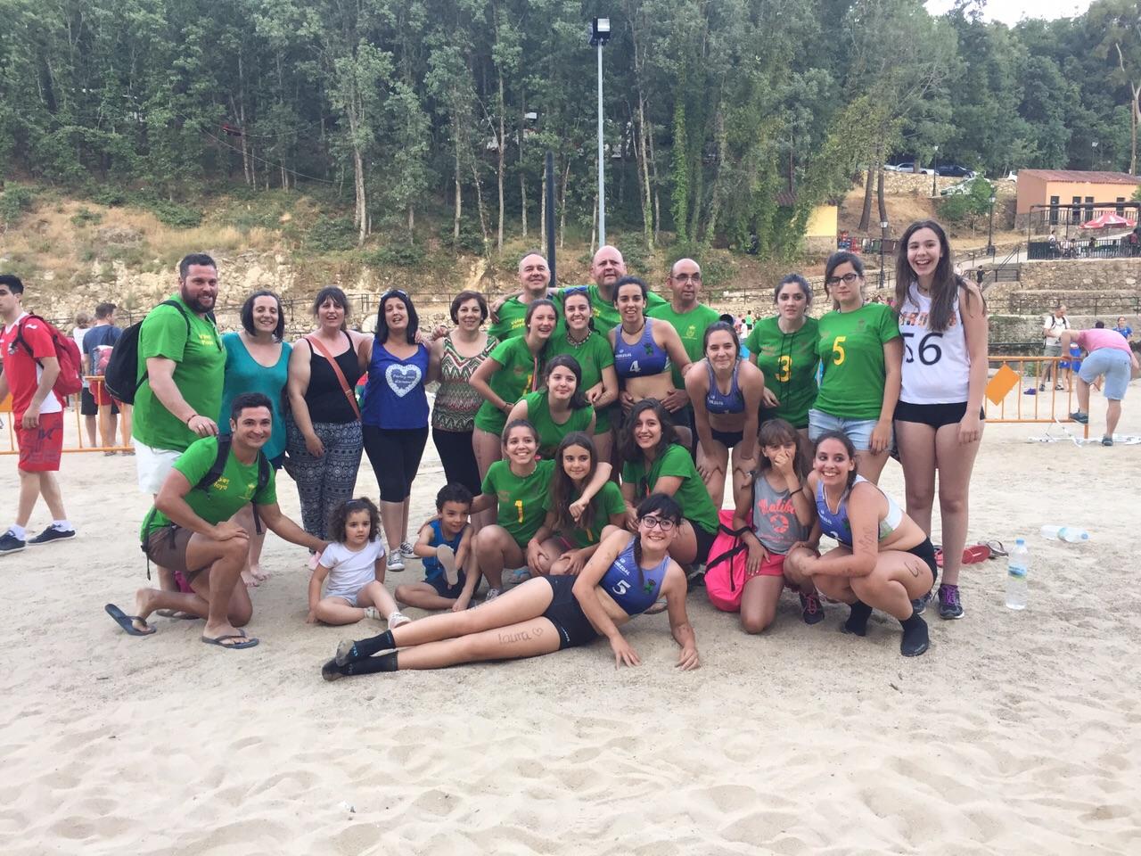Voleibol Madrigal