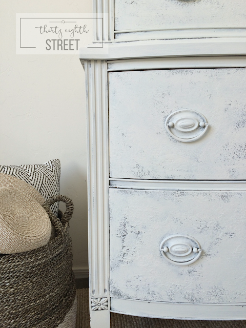 saltwash paint, salt wash paint, how to use salt wash, how to get a beachy furniture look