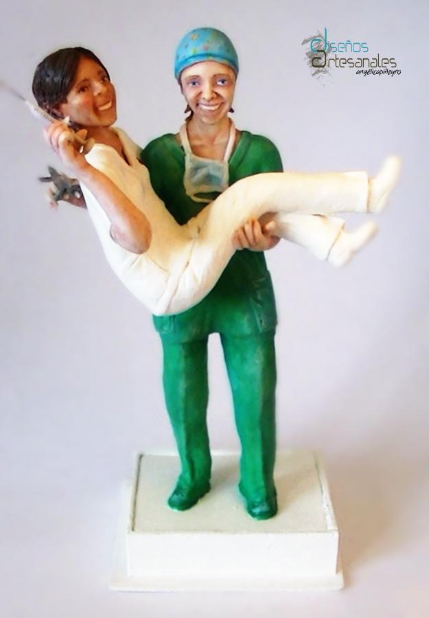 pareja personalizada bodas