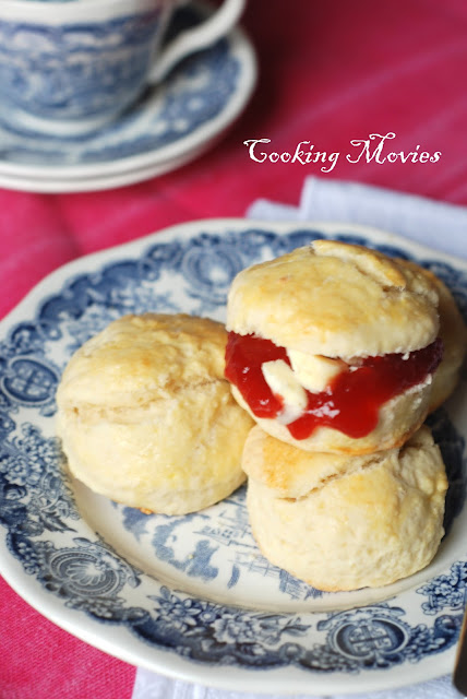 Scones - Cooking Movies