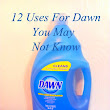 12 Uses For Dawn Dish Soap You May Not Know