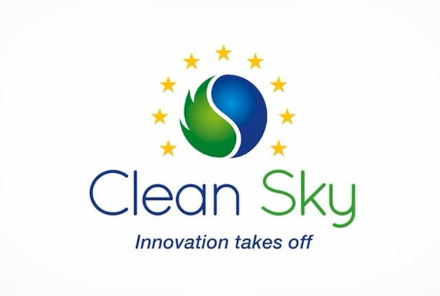 Logo programy Clean Sky