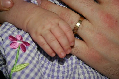 Image: Tiny hands, by Melissa Wiese (Mel B), on Flickr