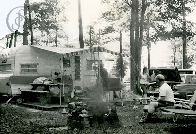 Tudhope Campgrounds in 1969