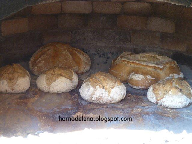 Recetas f ciles de josean mg pan en horno de le a - Hornos de lenas ...
