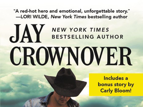 On My Radar: Justified (Loveless, Texas #1) by Jay Crownover
