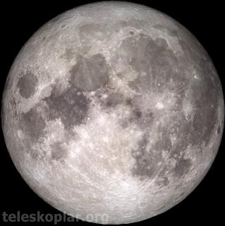 ay ve teleskop gözlemi