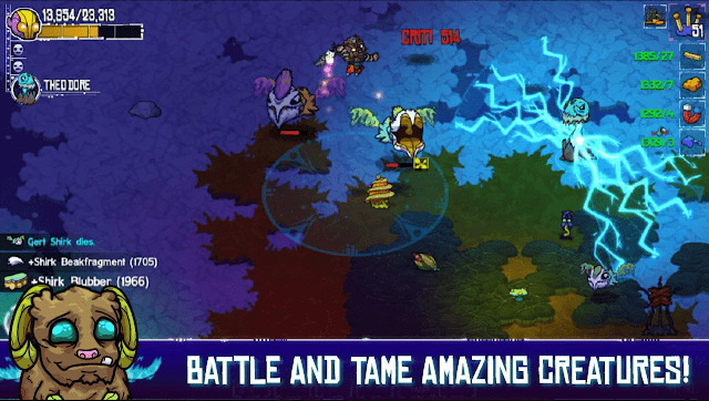 Crashlands fun Android games to play Offline