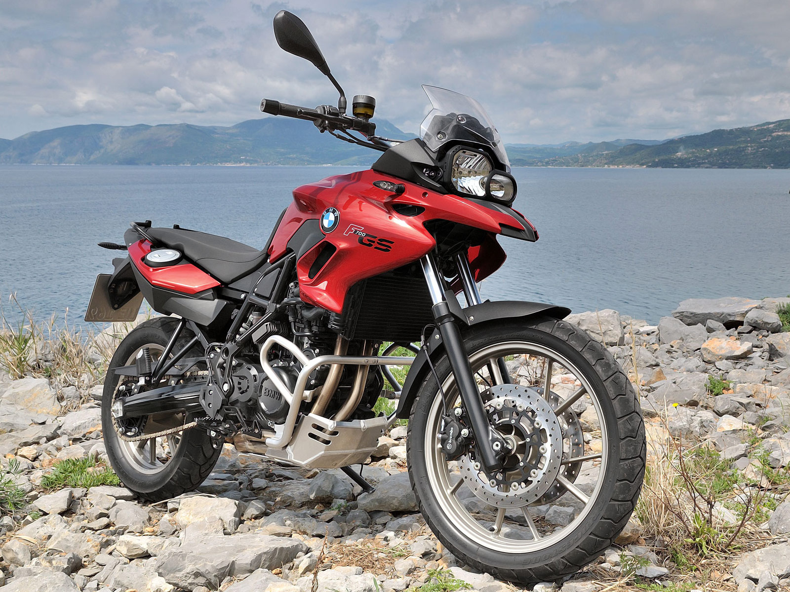 Unik Aneh Lucu Langka ON THE SPOT TRANS7 2013 BMW F700GS Gambar