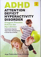 BOOKS ADHD ATTENTION DEFICIT HYPERACTIVITY DISORDER