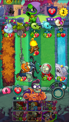 Plants vs Zombies Heroe Mod Apk