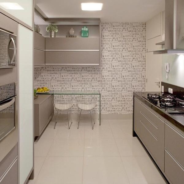 Construindo minha casa clean consultoria de decora o da for Dividir piso en dos