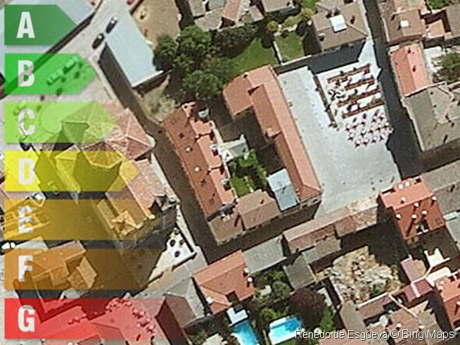 certificado energetico de vivienda y local en renedo de esgueva