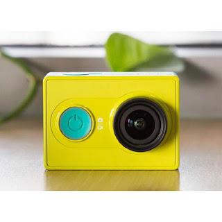 Rekam sekaligus dengan Xiaomi Yi Action Camera