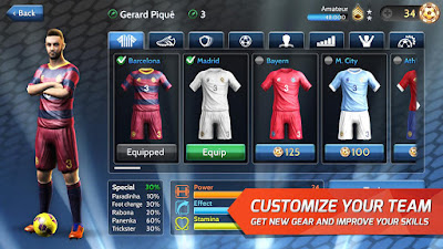 Final Kick v3.1.17 MOD Apk (Unlimited Money) Latest Version Screenshot 3