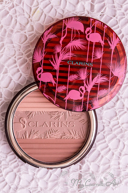 maquillaje para Verano 2018 en Clarins