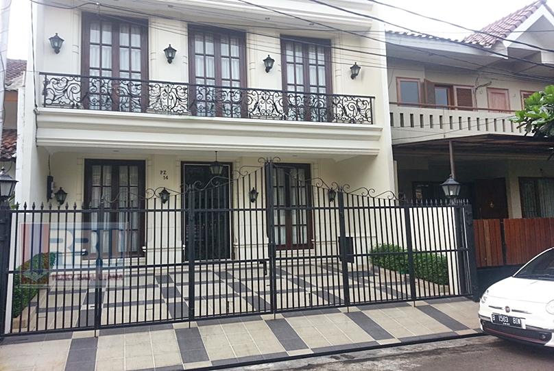 pintu pagar minimalis bengkel las konstruksi baja rizky
