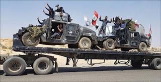 مدينة  تلعفر.. موعد مع النصر بعزيمة رجال القوات المسلحة العراقية