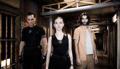 La Fuga, serie española